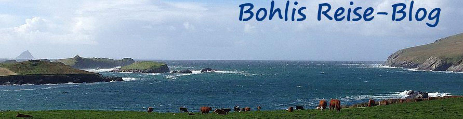 Bohlis Reiseblog